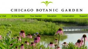 Chicago Botanic Garden Limited Hours