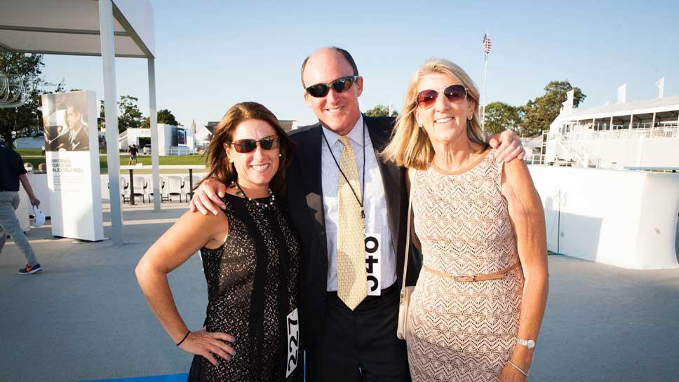 Michelle Kryscio, Doug & Patty Sutton