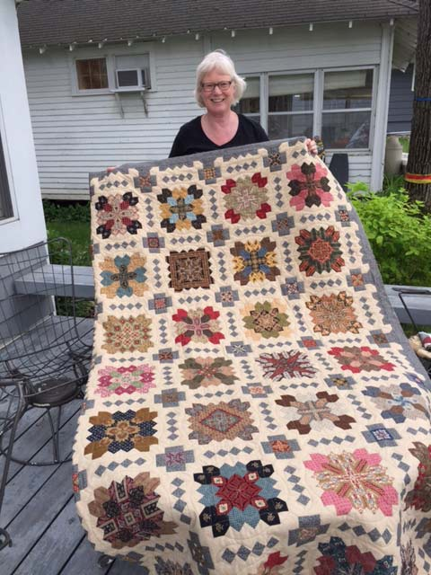 Village Quilters Host Quilt Show : boston quilt - Adamdwight.com