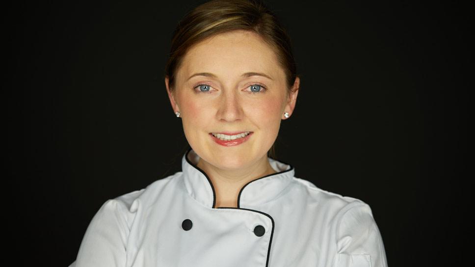 Chef Adia Benson