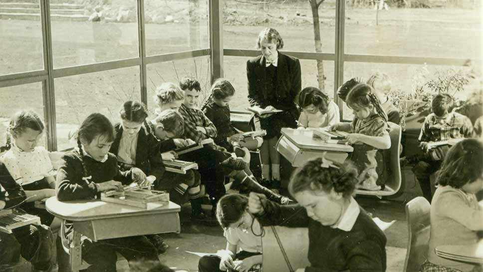 Crow Island School: 75 Years Young
