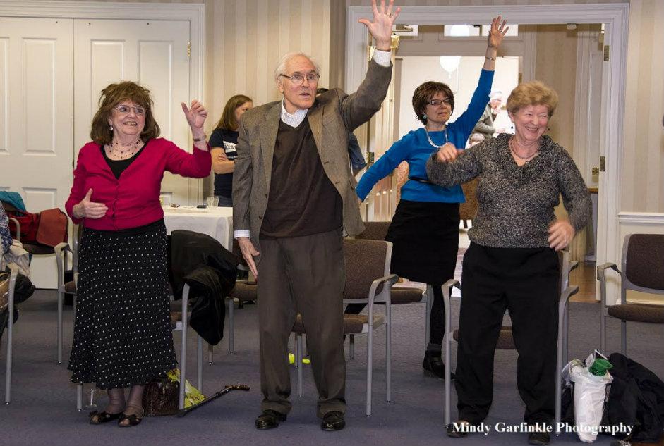Move It! Fundraiser at Presbyterian Homes in Evanston.