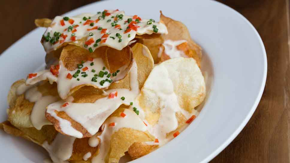 Goat Cheese Chips