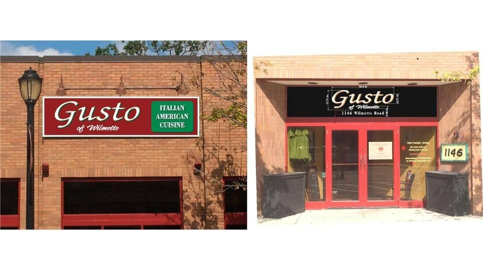 Wilmette Now Has 'Gusto'