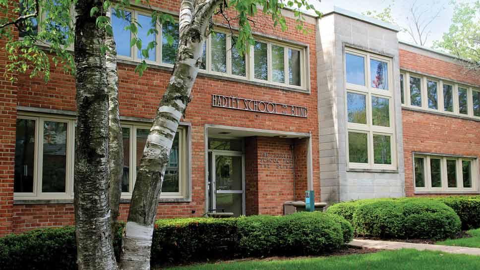 Hadley School for the Blind in Winnetka