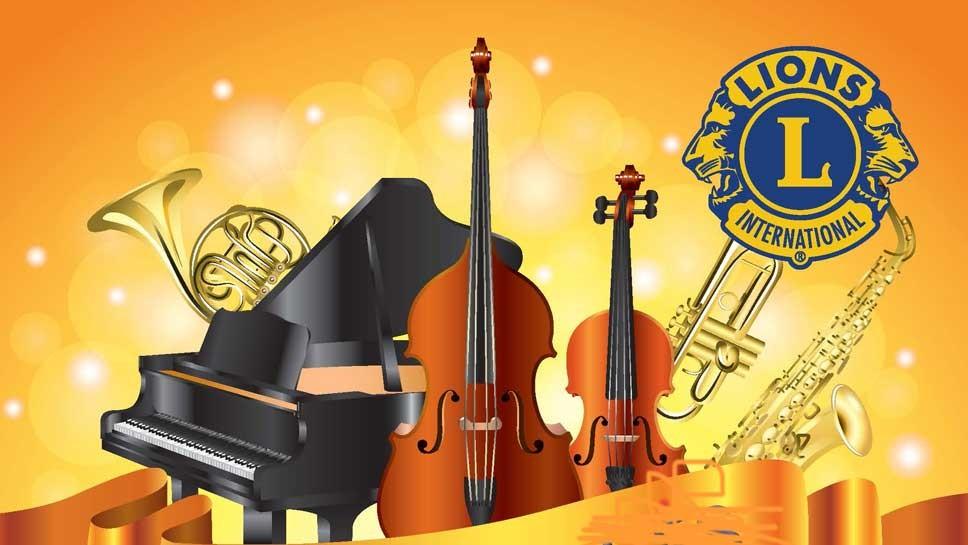Lions Club Hosts 'Jazz & Jokes'