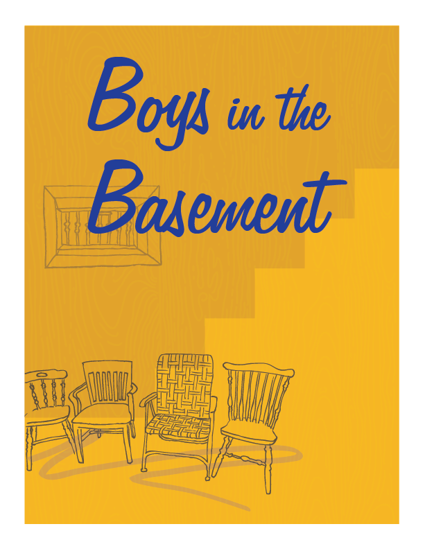 Boys in the Basement: A play about divorce from the men's perspective