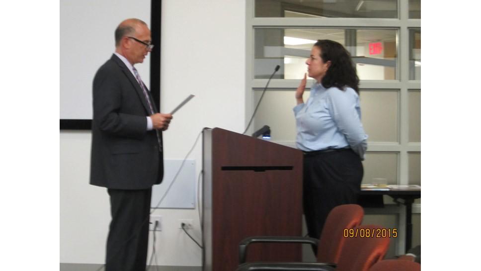Highlights: D-115 Board Meeting