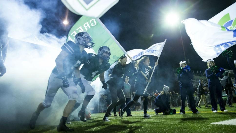 Sportsfolio: Football — NT vs. Maine South