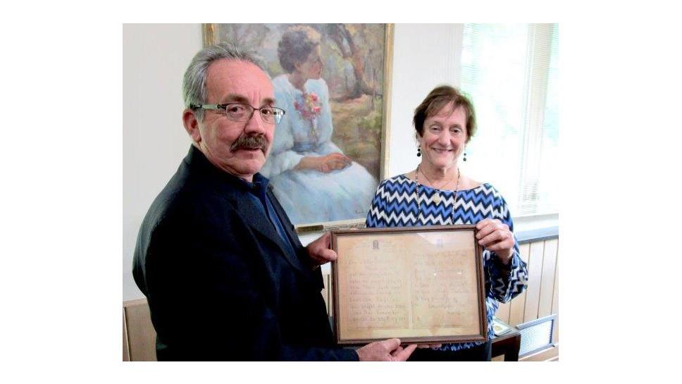 Helen Keller's Legacy Lives On At Hadley