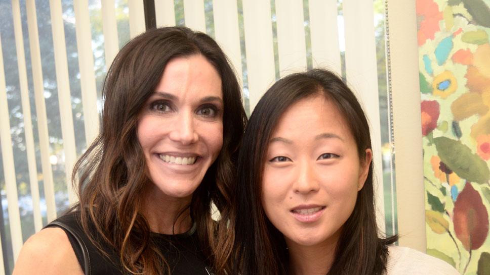 Jill Pearlman, JoAnne Cho