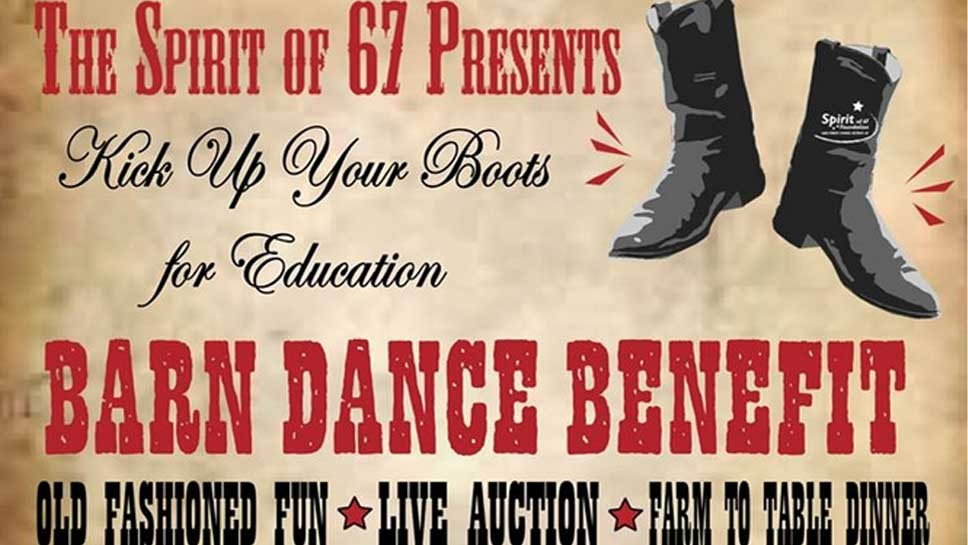 Spirit of 67 Preps For Barn Dance