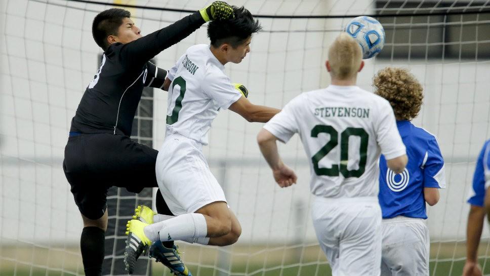 Sportsfolio: Soccer — HP-Stevenson regional