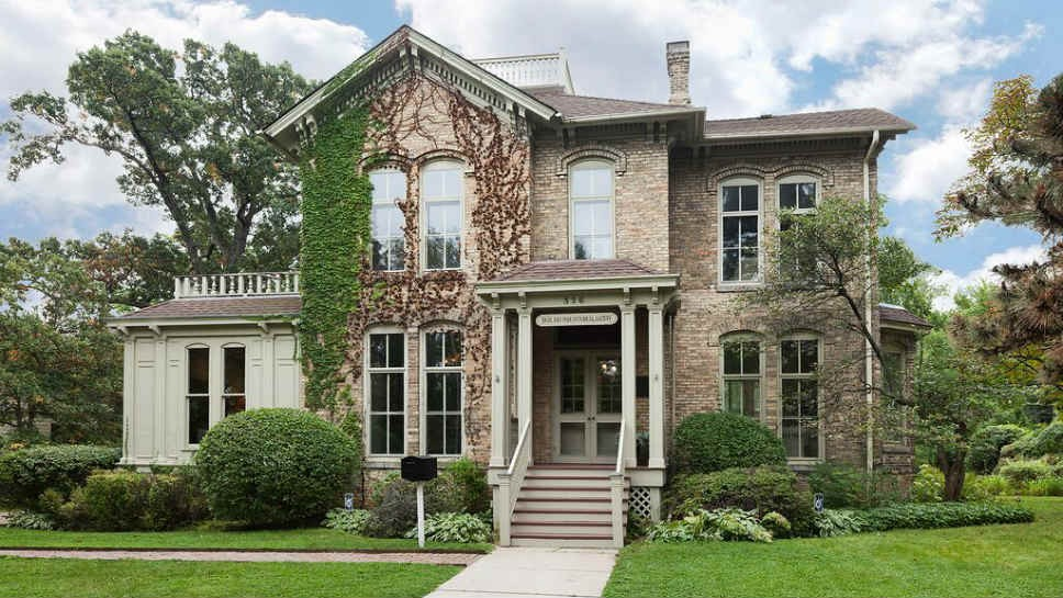 Historical Society House Hits The Market