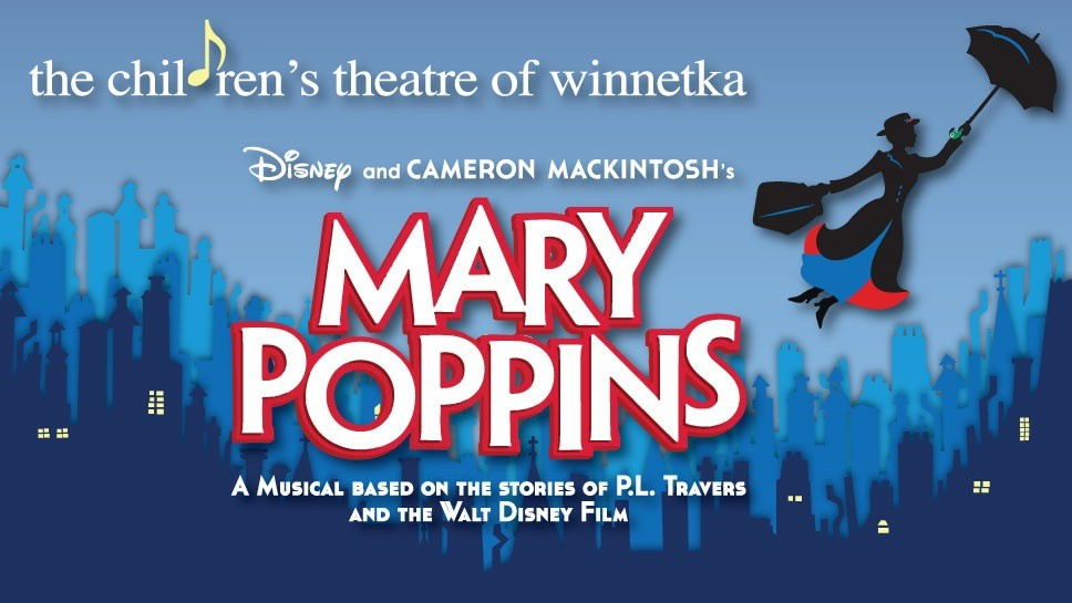 Save The Date For Mary Poppins