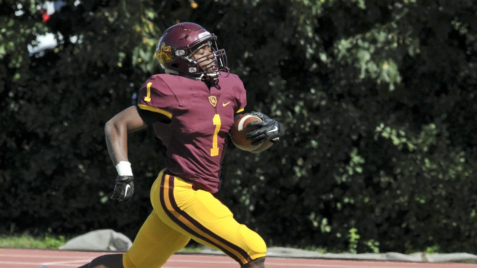 Laja is '1' to watch at Loyola