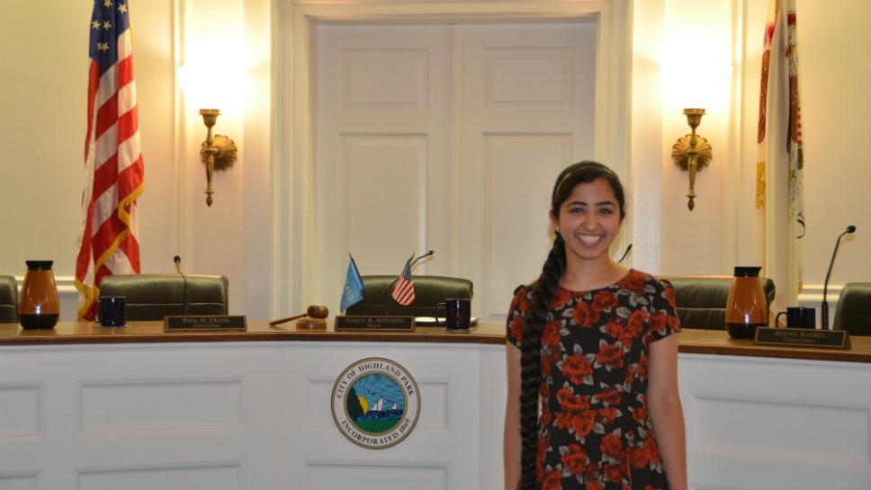 HP Students Create Community Programs