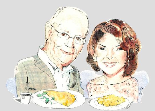 Sunday Breakfast: Former McDonald's CEO …