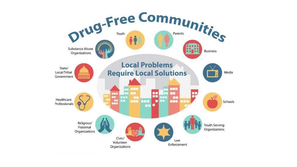 $125K Grant to Support Anti-Drug Efforts