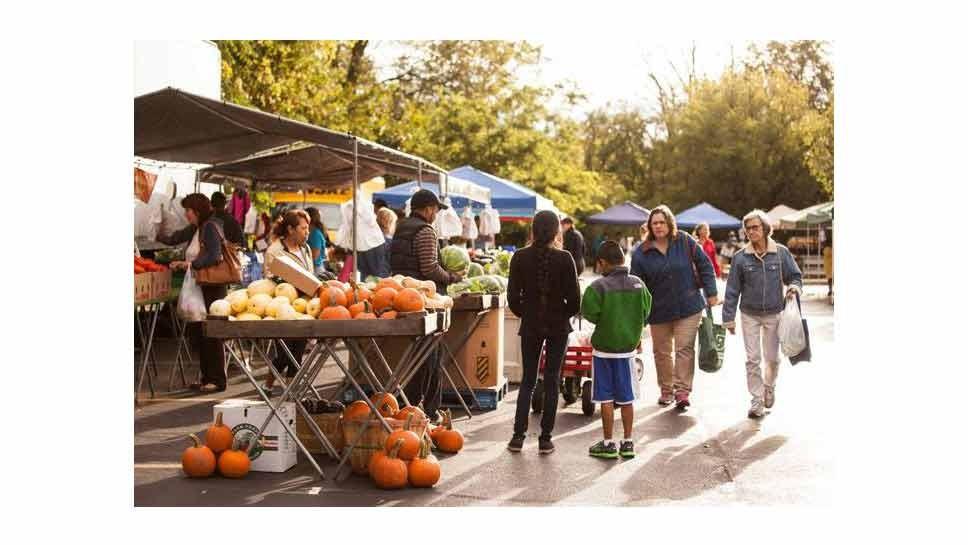 Last Glenview Farmers' Market: This Saturday