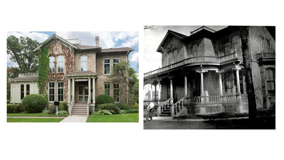 Historic Home Mirrors Highland Park History