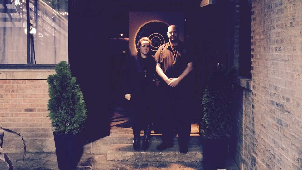 LB Duo Opens 'The Cotton Duck'