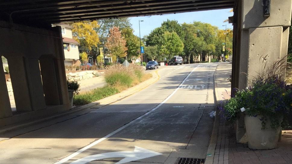 Northbrook Plans Downtown Roadwork