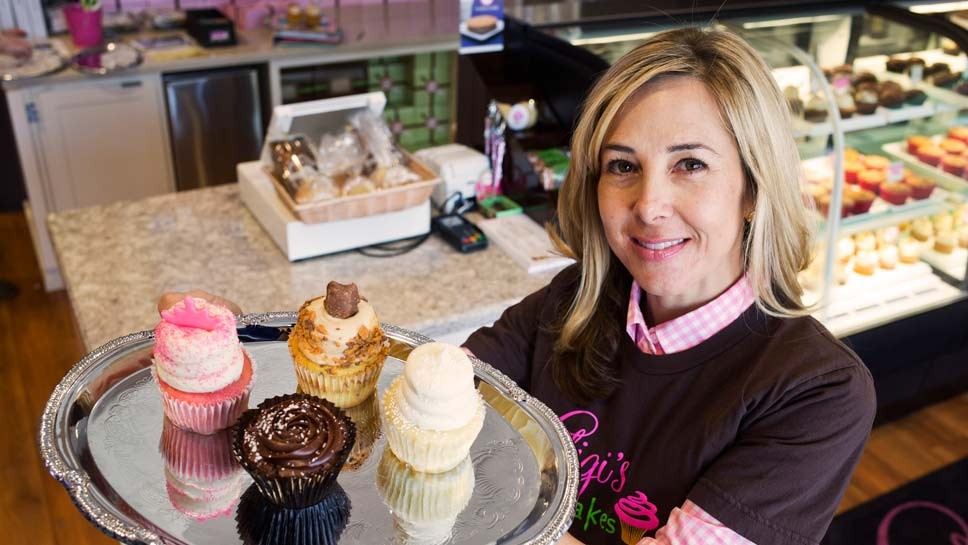 Wilmette Gets a New Bakery: Gigi's Cupcakes