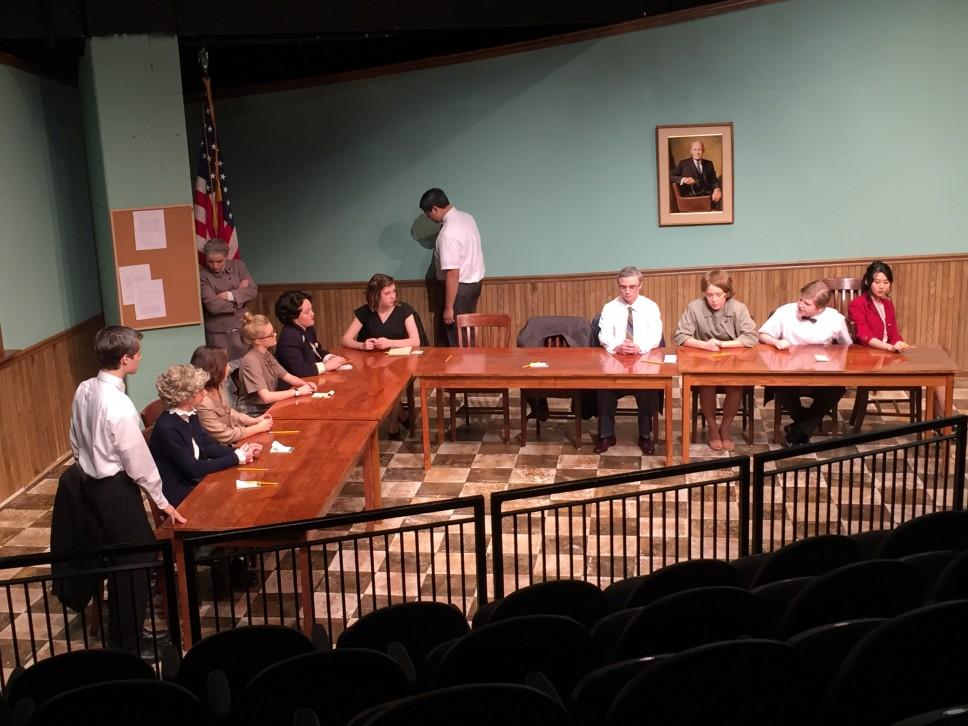 LFHS Presents '12 Angry Jurors'
