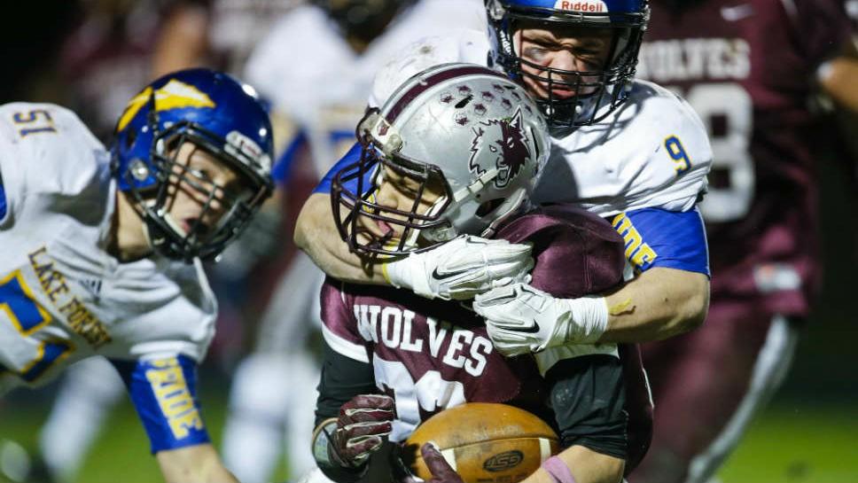 SportsFolio: Prairie Ridge tops LF