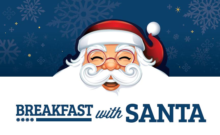 ho ho ho its breakfast with santa - Santa Hohoho 2