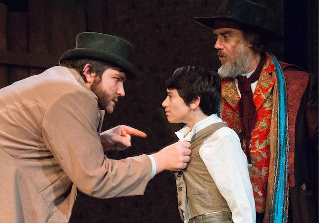 Citadel Theatre's 'Oliver' A Classic With …
