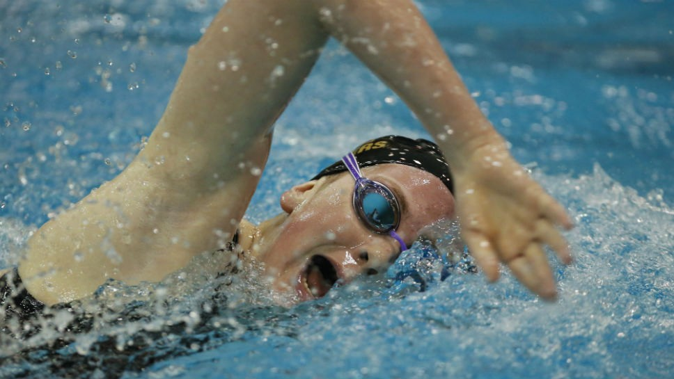 LA's Tierney earns 4 medals at state
