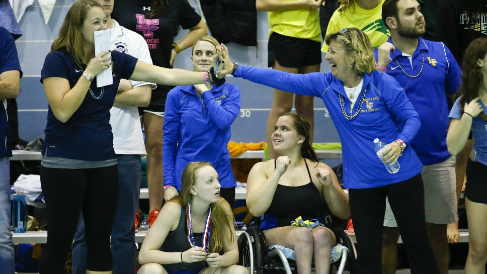 SportsFolio — Swim: State Swim