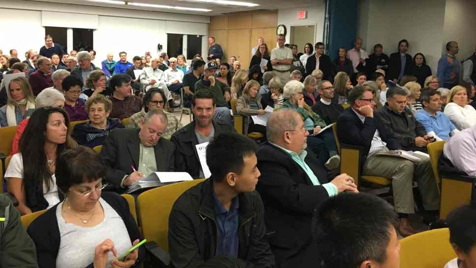 Wilmette Affordable Housing Project Draws Crowd