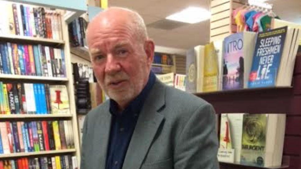 Former LFHS Teacher Pens Award Winning Novel