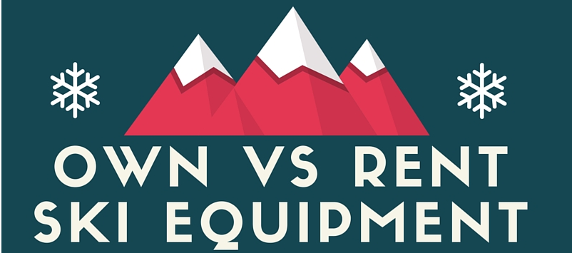 Own Vs. Rent Ski Equipment: Pros and Cons