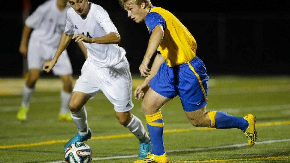 LF's Kullby has undying passion for soccer