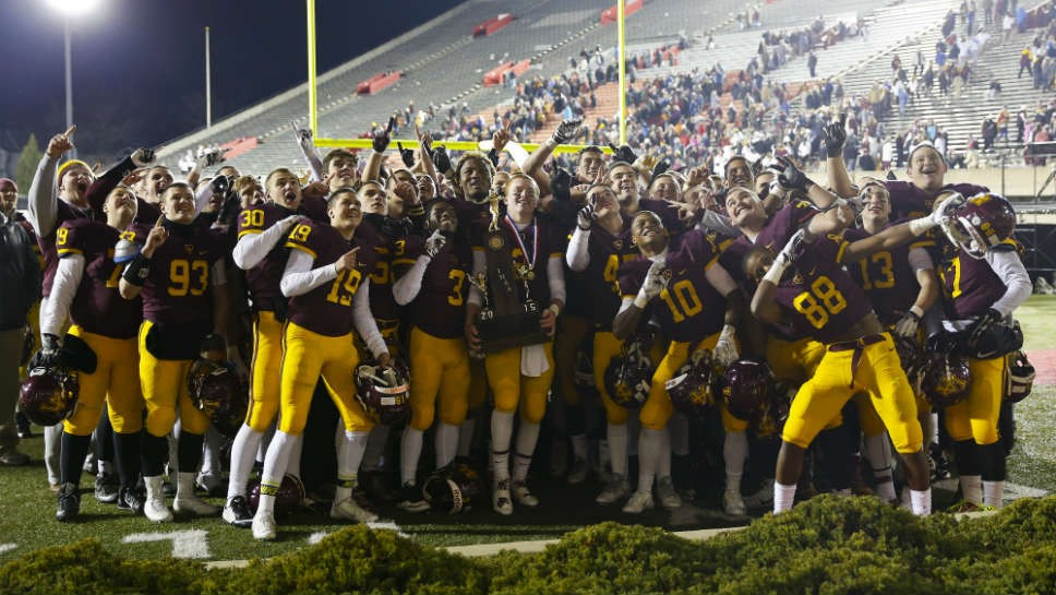 Ramblers are unbeaten — and unrivaled