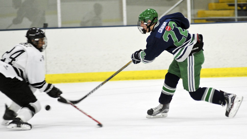 New Trier's Graham playing at a high level
