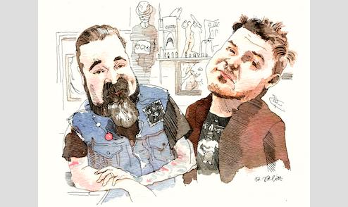 3 Barrels Studios: More Than A Tattoo Parlor