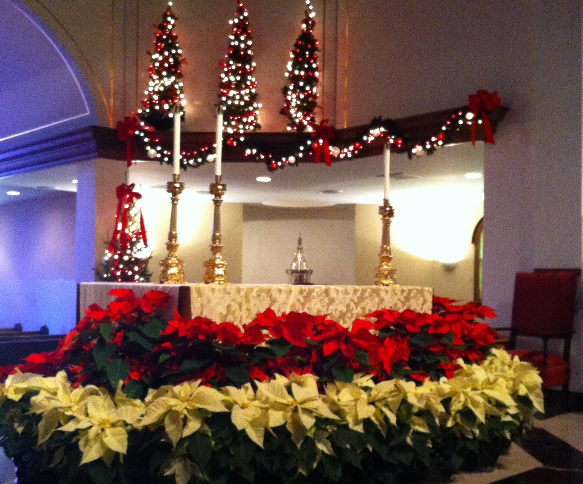 church of st mary christmas eve u0026 christmas u2026