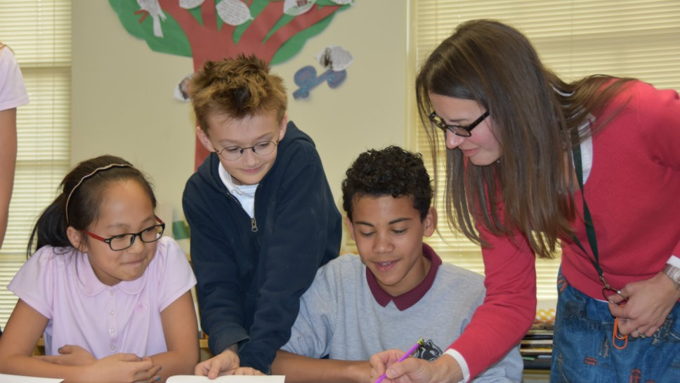Students' Poetry Blends With Music