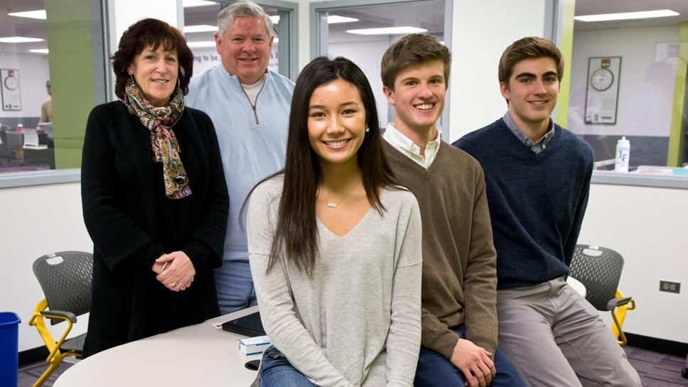 LFHS Student Grown Business Goes Live
