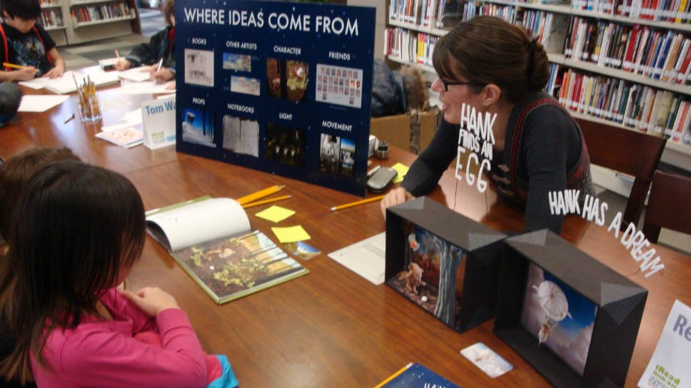 HP Library Launches iRead Program