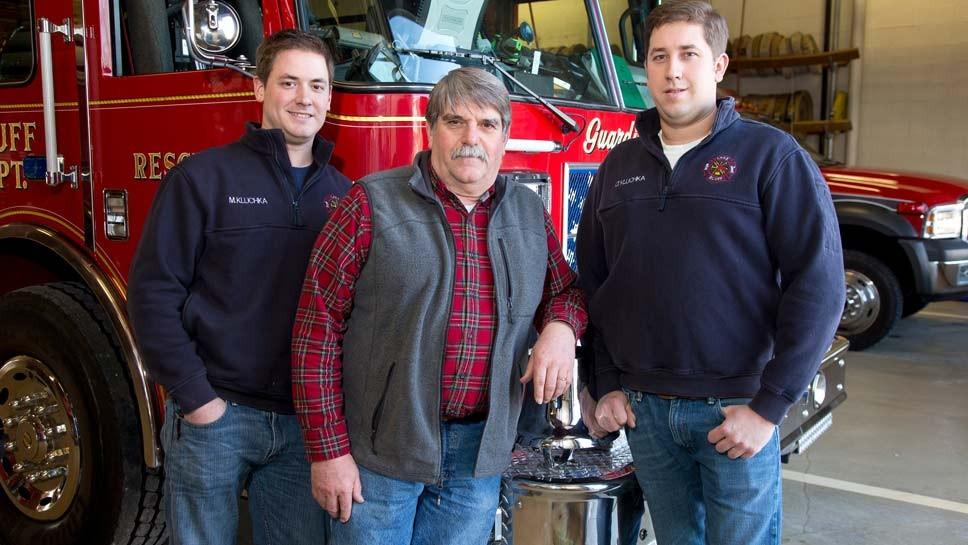 Kluchkas Make Fire & Ice a Family Business