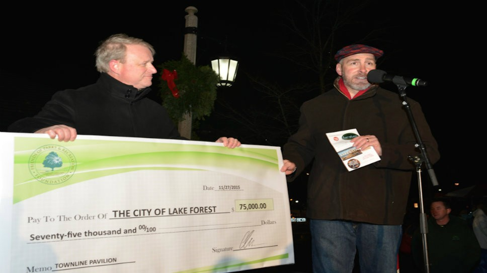 LF Parks Foundation Adds to City's Life