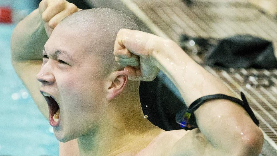 SportsFolio: State Boys Swim/Dive Meet