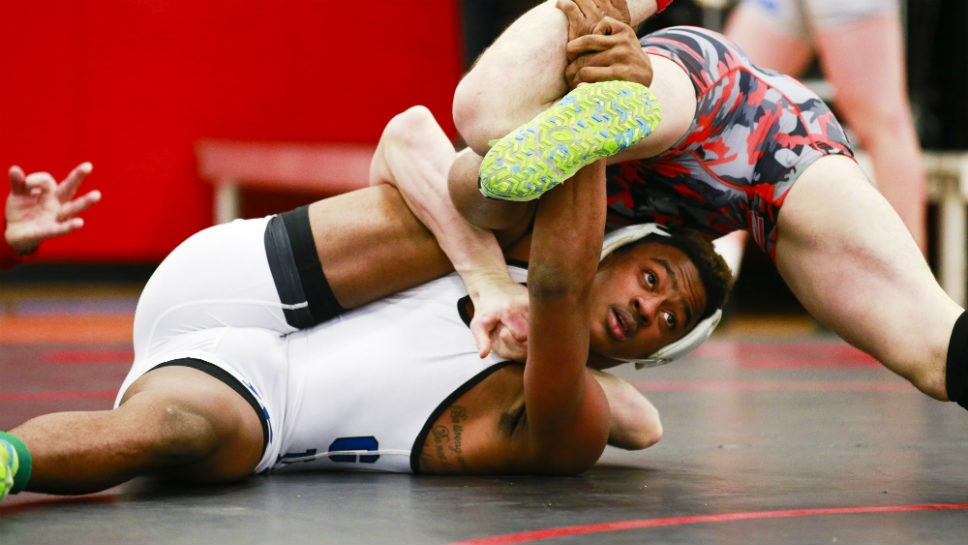 Penick comes up with pin-nacle moment