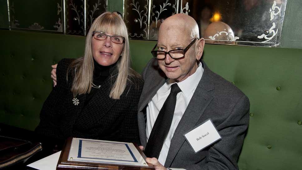 Lynn & Bob Socol